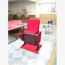 天津禮堂椅定制安裝 塑殼劇院階梯椅 會議廳帶寫字板座
