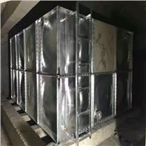 山東裝配式鍍鋅鋼板水箱  消防鍍鋅板水箱