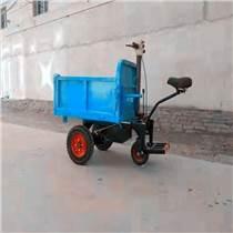 廠家批發 工地用電動拉灰車 電動自卸車