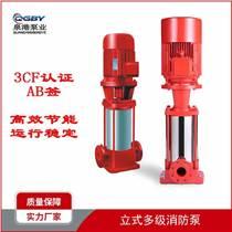 泉港立式多級離心泵XBD立式多級消防泵消防增壓穩壓設