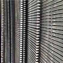 廣興03楔形絲篩網 焊接304條縫篩板 振動篩沖孔篩