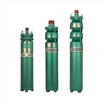 QS型充水濕式多級潛水電泵