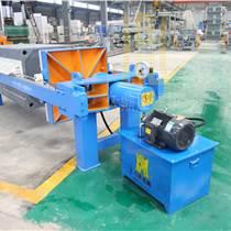 隔膜壓濾機機架變形的處理方法