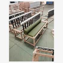天津實木卡座定制 卡座定制安裝 實木沙發 沙發桌椅組