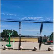 咸陽市球場隔離網 足球場勾花網 羽毛球場護欄網定制
