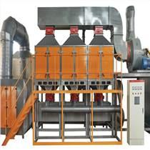 解析催化燃燒設備的優點及用途