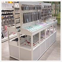 廠家批發NOME諾米飾品流水臺展示柜  耳環頭飾項鏈