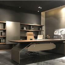 武漢匯俱優品時尚老板辦公桌總經理辦公室家具