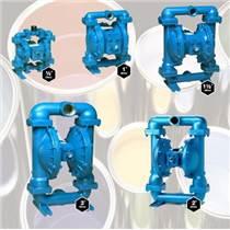 SANDPIPER勝佰德金屬氣動隔膜泵選型