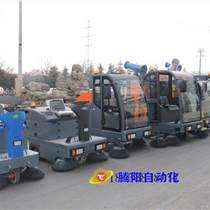 騰陽電動駕駛式掃地車的維護及注意事項