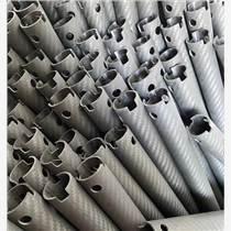 飛機高鐵用碳纖維管 碳纖維管機械臂 工業設備碳管