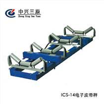 ICS系列電子皮帶秤-14型全懸浮式皮帶秤