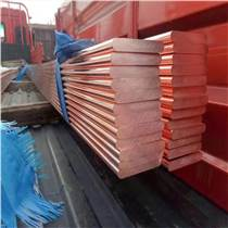 銷售 銅包鋁排 銅母線 T2紫銅卷排 接地端子排