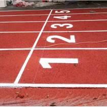 桂林塑膠跑道 學校運動場 球場跑道定制