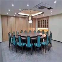 天津酒店飯店宴會廳桌椅 電動自動轉盤餐桌