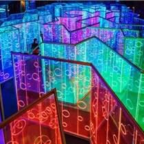 上海幕明商業暖場道具氣泡迷宮 網紅館沉浸式互動裝置