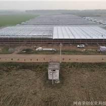 【榮創農業】江西南昌連棟塑料薄膜溫室大棚