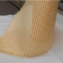 塑料防水仿天然藤編材料八角六角藤編眼笪裝飾材料
