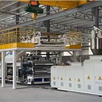 PVC巖板生產線機械設備