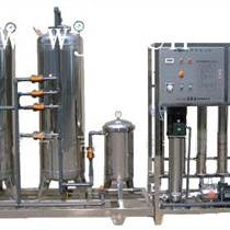 反滲透RO純水設備玻璃鋼罐體去離子水處理設備工業凈水
