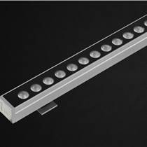 dmx512大功率洗墻燈外控單色洗墻燈戶外亮化明可諾
