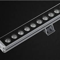 dmx512洗墻燈外控大功率單色洗墻燈戶外亮化明可諾
