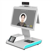 智能食堂消費機支持人臉、 IC卡、取餐碼、微信付款碼