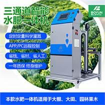 水肥一體化灌溉系統  智能遠程手機APP控制灌溉滴灌