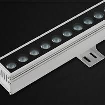 新款LED線條燈洗墻燈高亮led線性洗墻燈挖孔條型燈