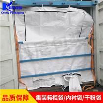 工業鹽20尺40尺集裝箱袋 集裝箱柜袋 海包袋