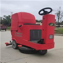 騰陽電動駕駛式洗地機的按鍵說明