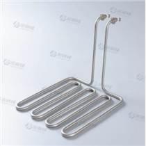 商廚加熱管 不銹鋼雙頭電熱管 異形高溫發熱管