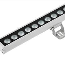 led洗墻燈室外防水亮化工程輪廓洗墻燈明可諾RGB戶
