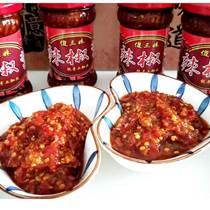 火鍋蘸料辣椒醬 剁椒魚頭香辣醬 農家炒菜調料辣椒醬廠