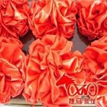 大紅花 鄭州專業紅綢花制作揭幕用品