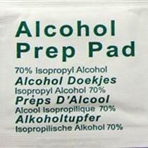 手机贴膜清洁酒精片