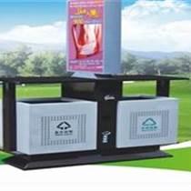 江蘇環保戶外廣告垃圾箱制作