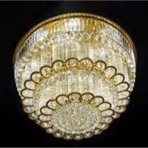 led水晶燈暖白光帶遙控圖片價格