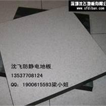 沈飛防靜電地板全鋼pvc地板