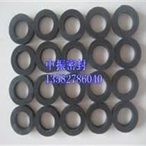 耐酸堿氟橡膠法蘭密封墊片廠家