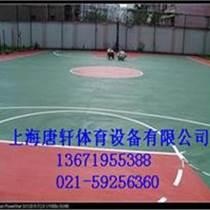 供应江山塑胶篮球场施工材料