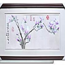 嬌古蘇繡玉蘭花工藝品刺繡工藝品