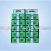 直销10粒卡装LR41环保纽扣电池