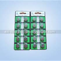 直销10粒吊卡装AG13纽扣电池