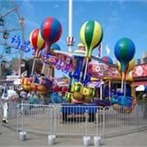 公自一體的桑巴氣球游樂設備