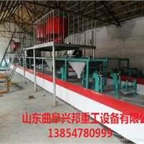 保温板防火板生产线设备