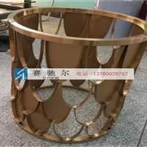 古銅鏤空不銹鋼裝飾工藝品