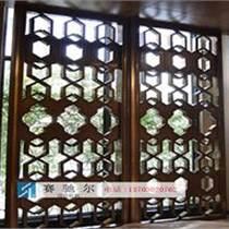 古建筑門窗裝飾隔斷不銹鋼屏風