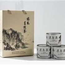 松溪绿茶湛庐春