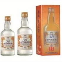 38度金门高粱酒60